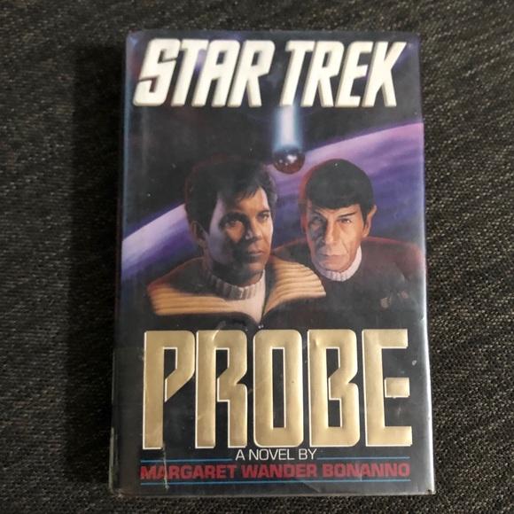 Star Trek Probe Novel 2/$12